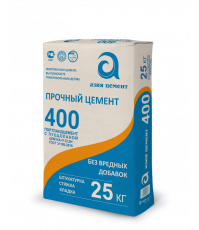 Цемент АЗИЯ М-400 25 кг(64 ...