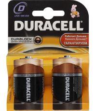 Батарейка DURACELL D (LR20 BL2)