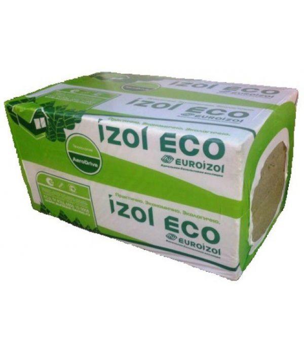 Утеплитель Евроизол ECO-30 1000*600*50мм (4,8 м2/0,24 м3) 8л/упак