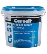 Гидроизоляция CERESIT CL-51...